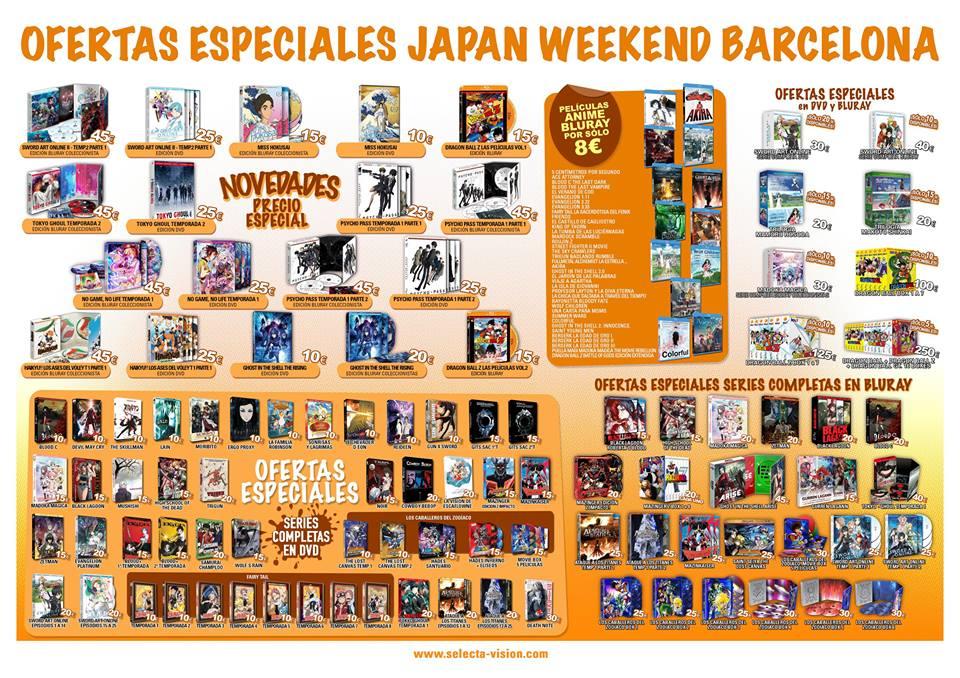 selecta ofertas JW Barcelona