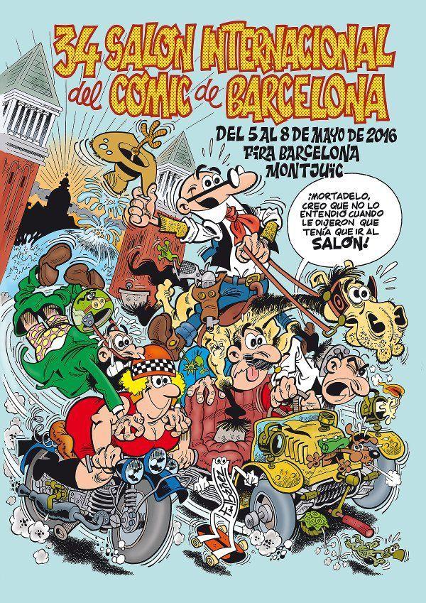 34 salon comic