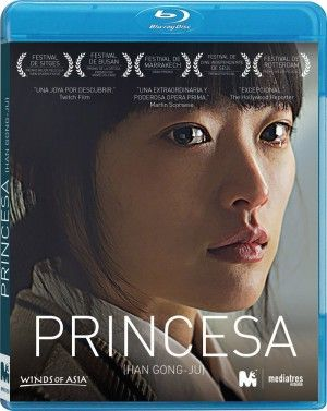 Princesa (Han Gong-Ju) [Blu-ray]