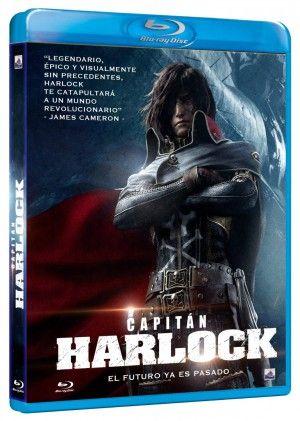 Capitán Harlock BD