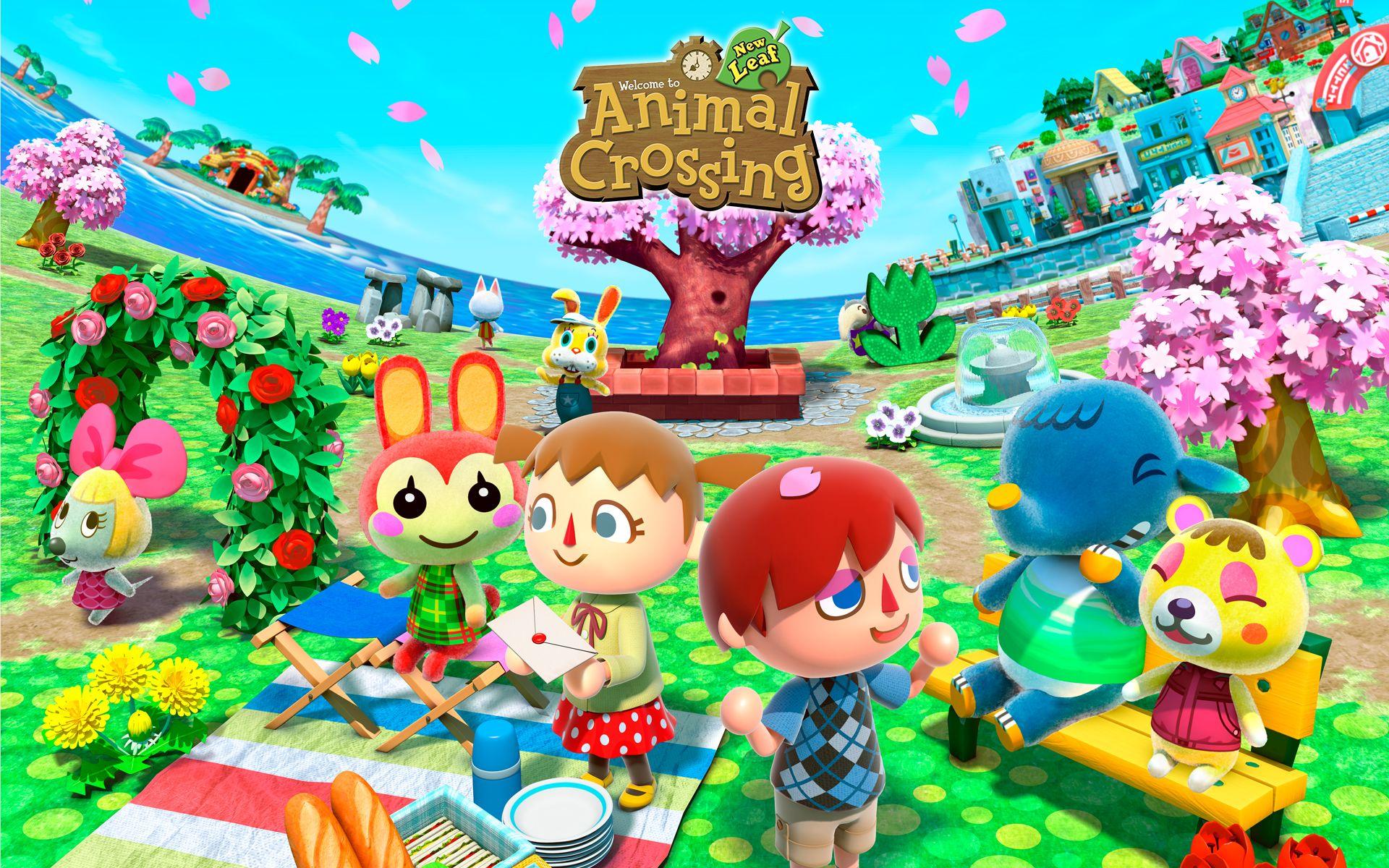 Animal Crossing promo
