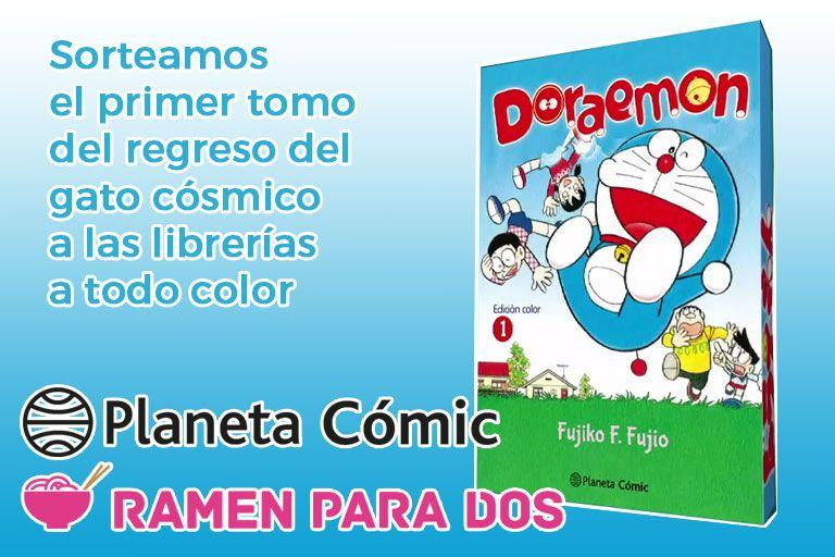 Concurso Doraemon Color