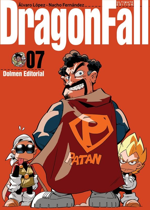 Dragon-Fall-7-Portada