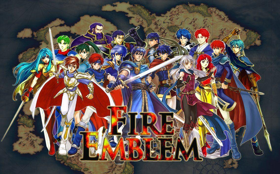 Fire Emblem franquicia