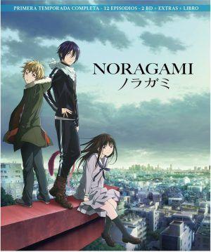 Noragami Temporada 1 Edición Coleccionista