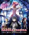 Puella Magi Madoka Magica The Movie Rebellion BD