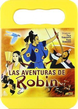 Las Aventuras de Robin [DVD]