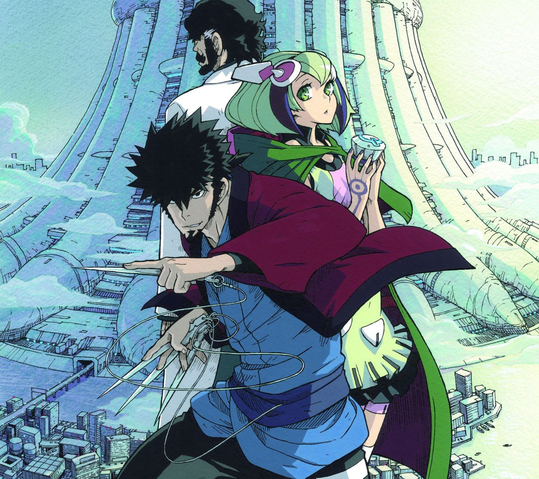 dimension w manga