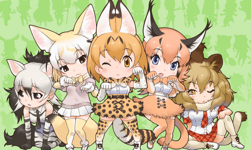 Kemono Friends Episódios