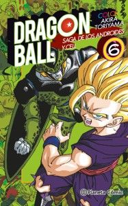 dragon ball color cell 6