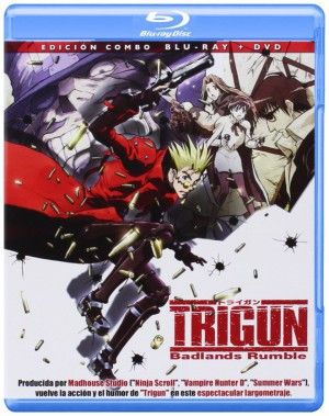 Trigun Badlands Rumble (Ed especial) [Blu-ray]