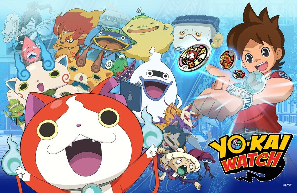 yo-kai watch promo