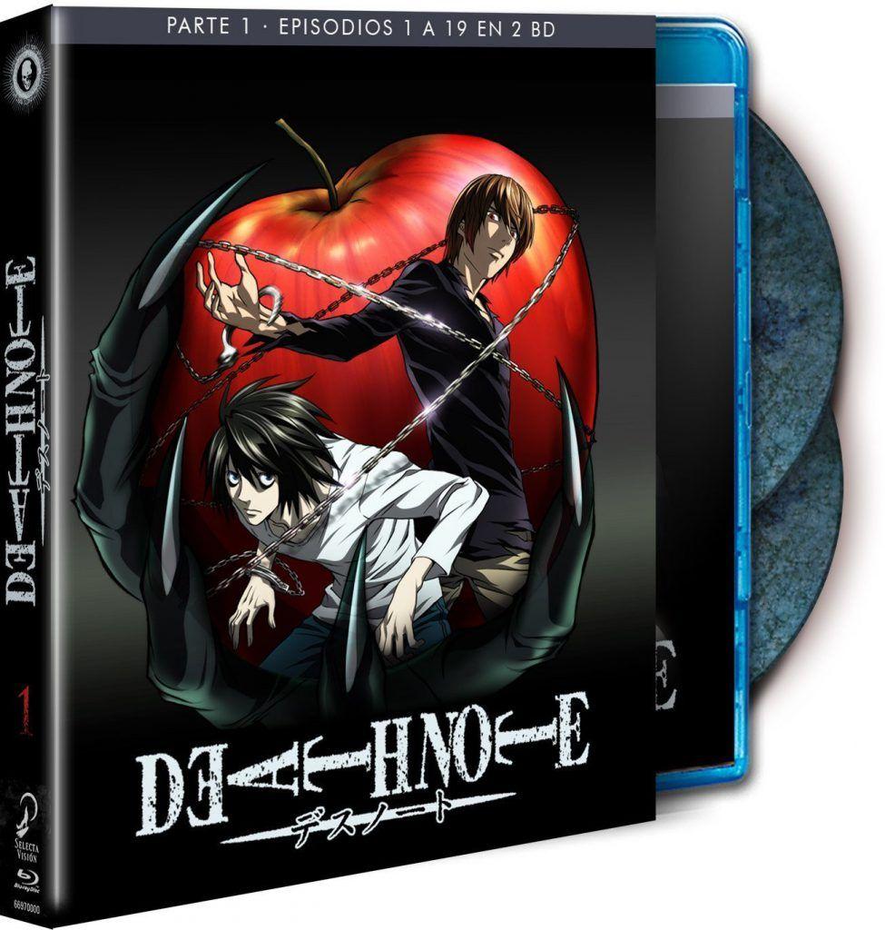 Death Note BD 1