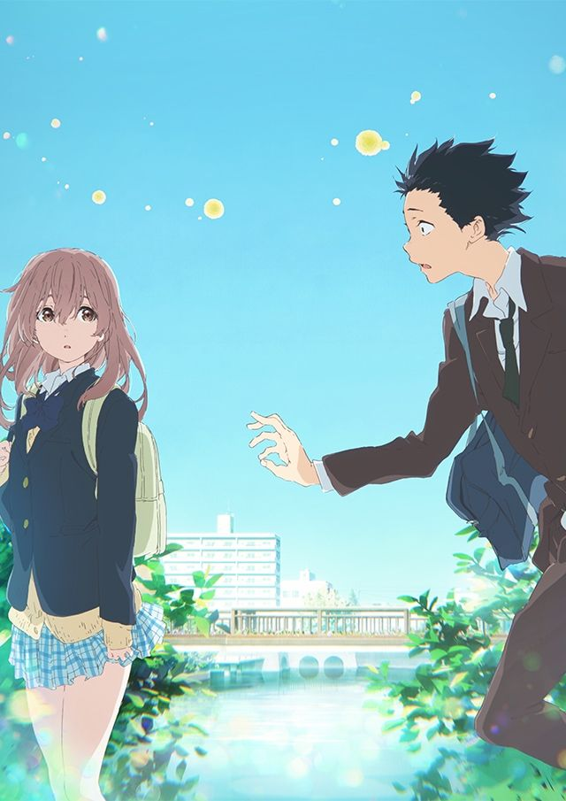 A silent voice new keyvisual