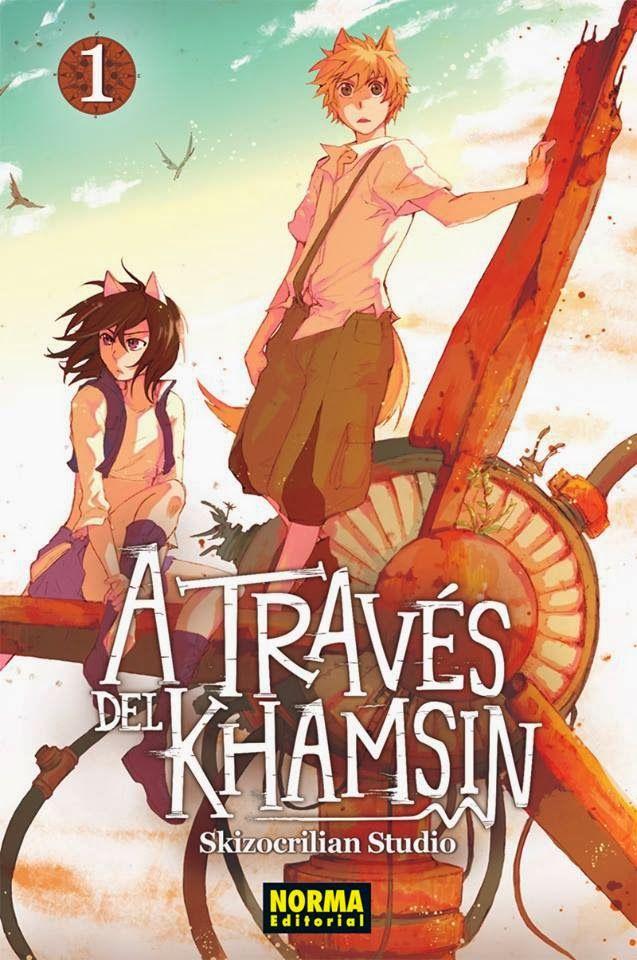 A traves de Khamsin 1