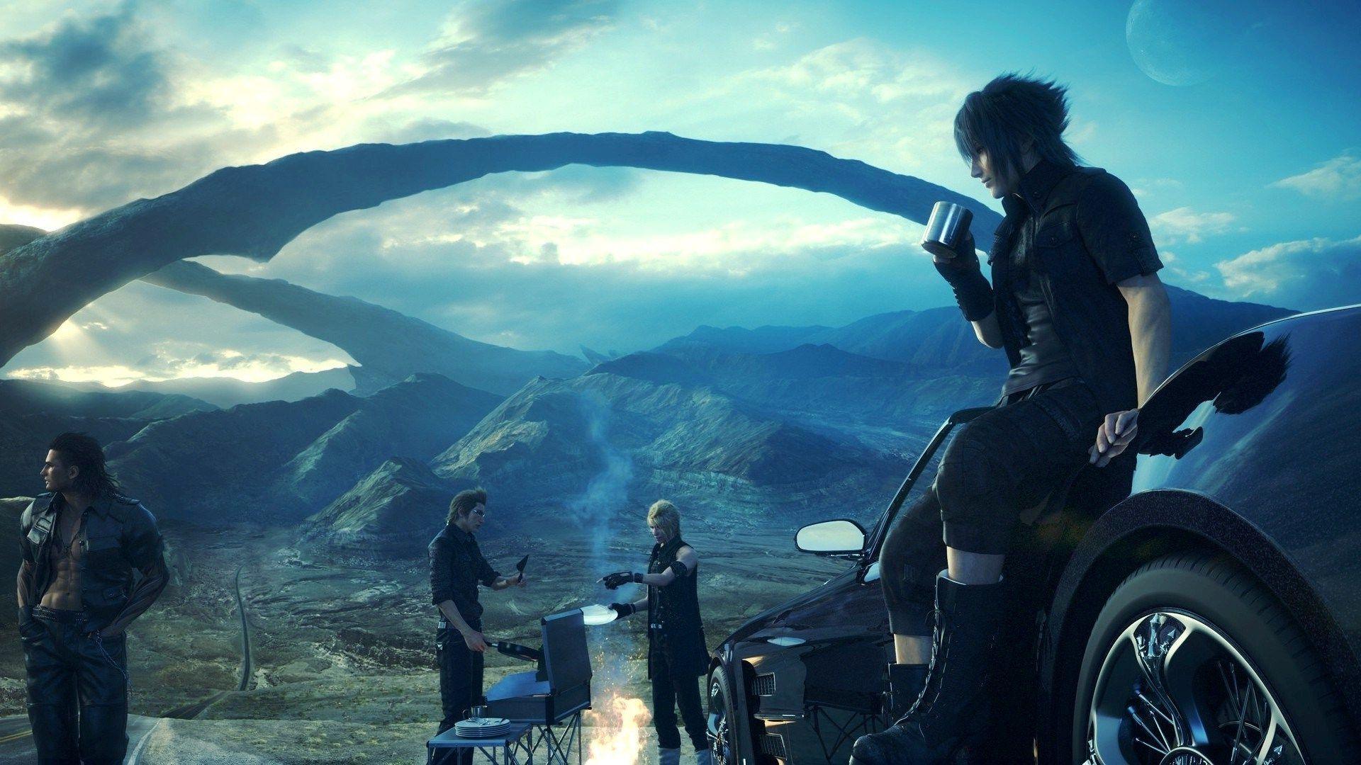 Final Fantasy XV original