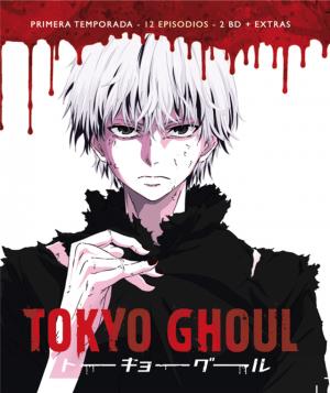 Tokyo Ghoul Temporada 1 BD
