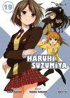 Haruhi Suzumiya, el manga #19