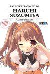 Las conspiraciones de Haruhi Suzumiya