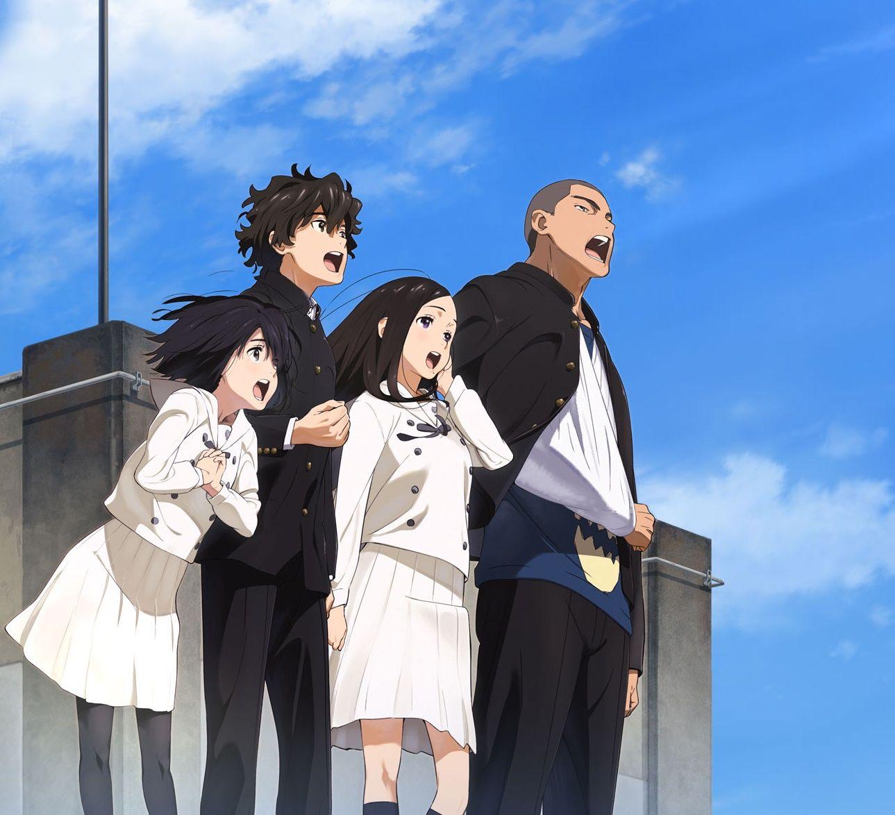 kokosake key anime