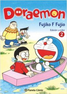 doraemon color 2