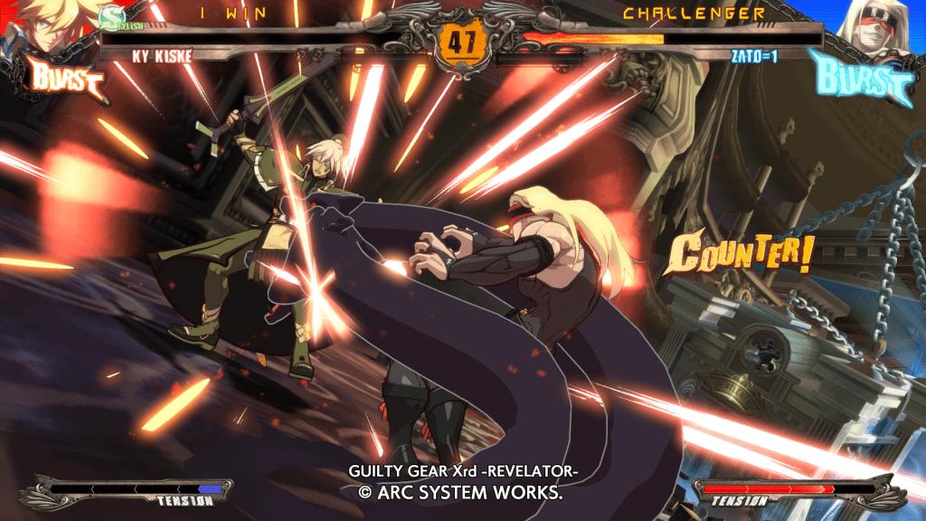 Guilty Gear Xrd -REVELATOR- 3