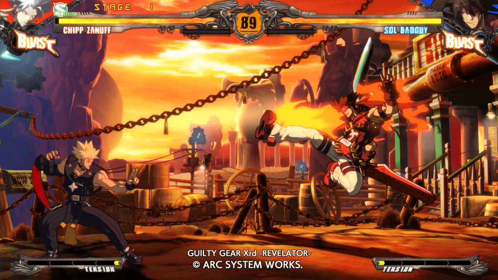 Guilty Gear Xrd Revelator 5