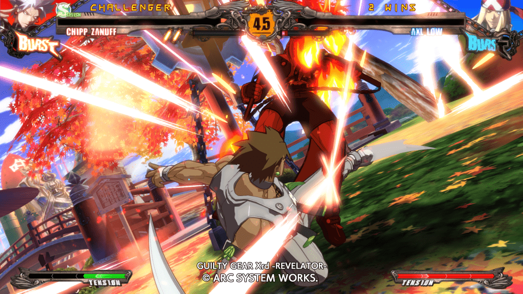 Guilty Gear Xrd -REVELATOR- 1