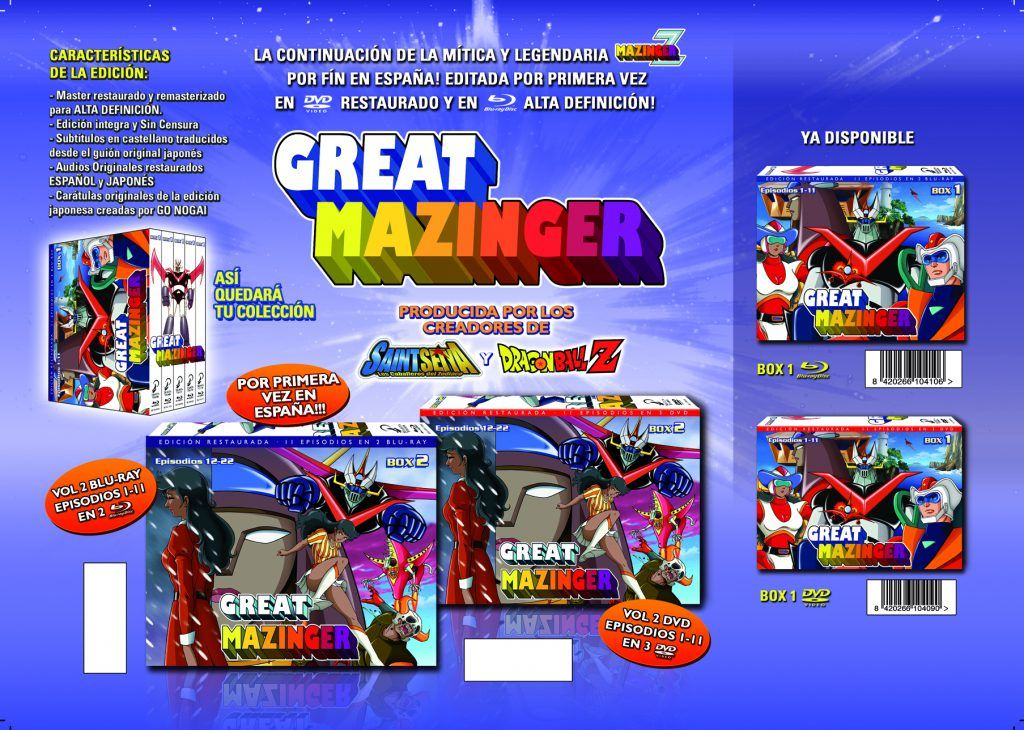 Great Mazinger 2