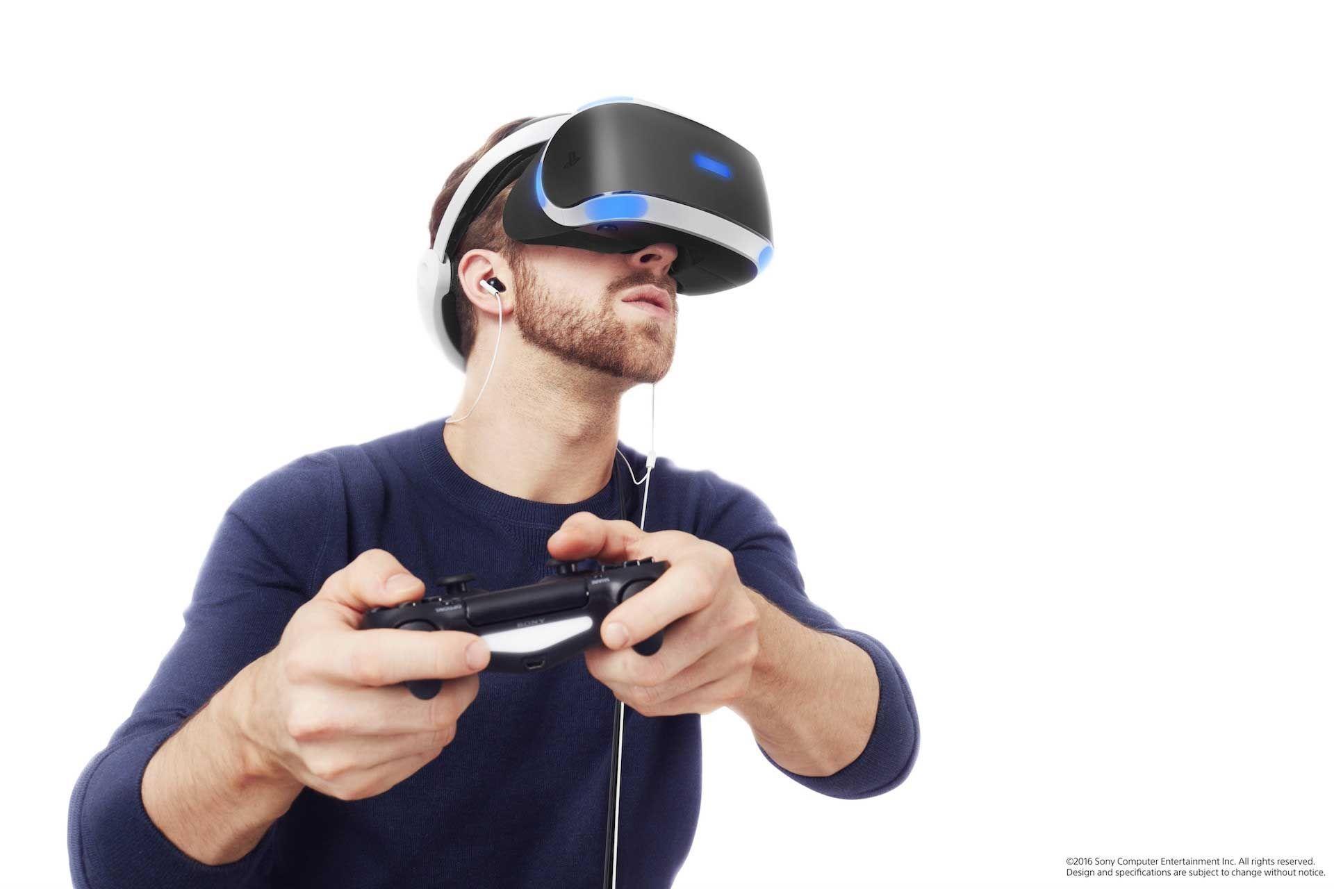 PS VR promo