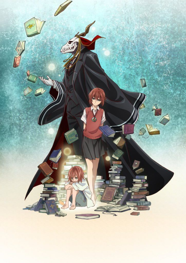 The Ancient Magus anime new key