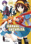 Haruhi Suzumiya, el manga #20