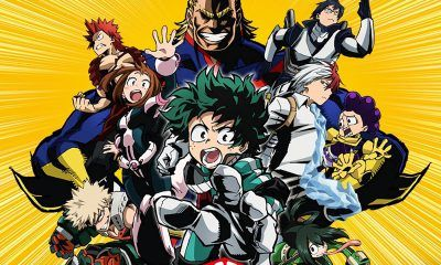 my hero academia key