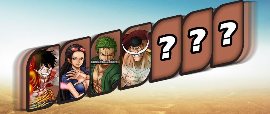 one piece burning vota personaje