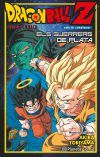 Dragon Ball Z – Anime Comics – Els Guerrers de plata