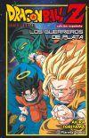 Dragon Ball Z – Anime Comics – Guerreros de plata