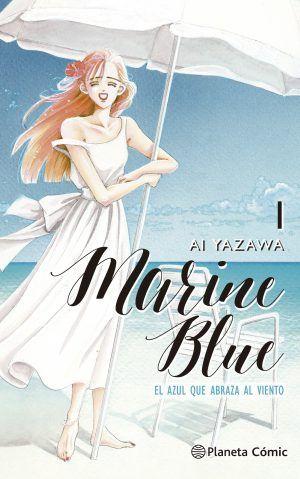Marine Blue #1