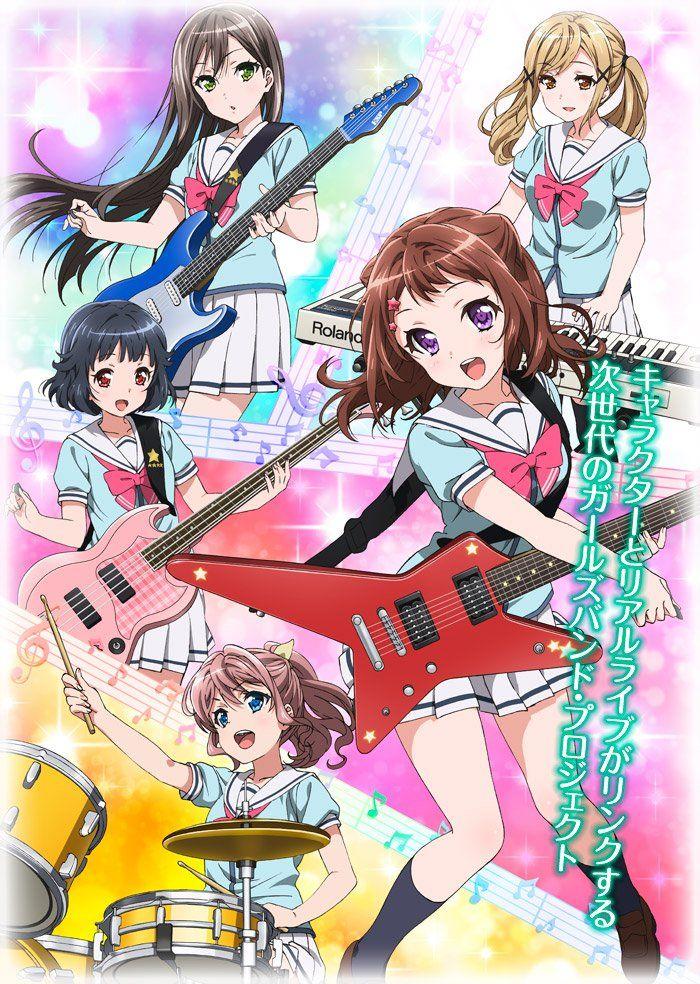 BanG_Dream anime
