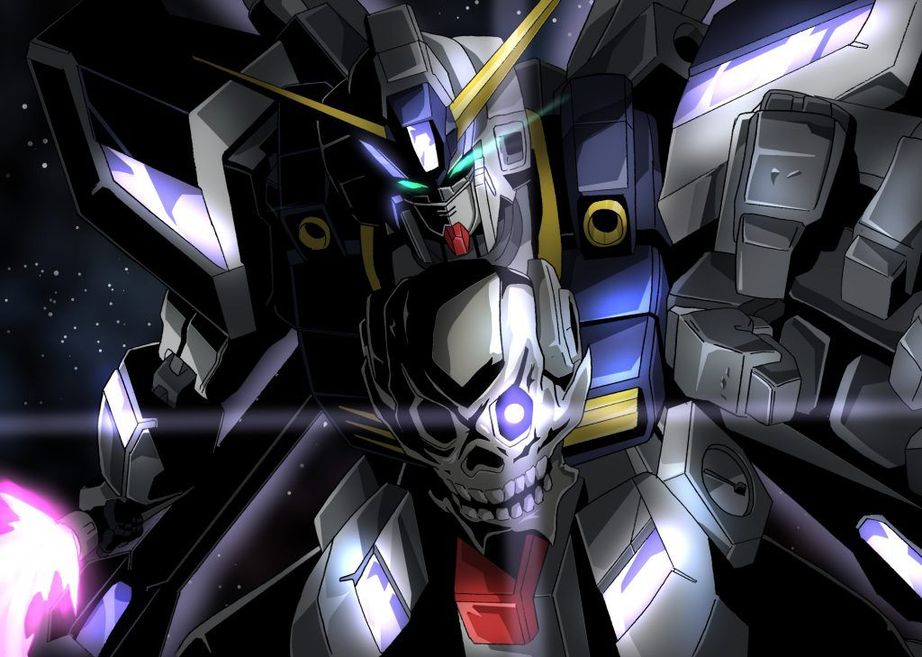 Crossbone Gundam
