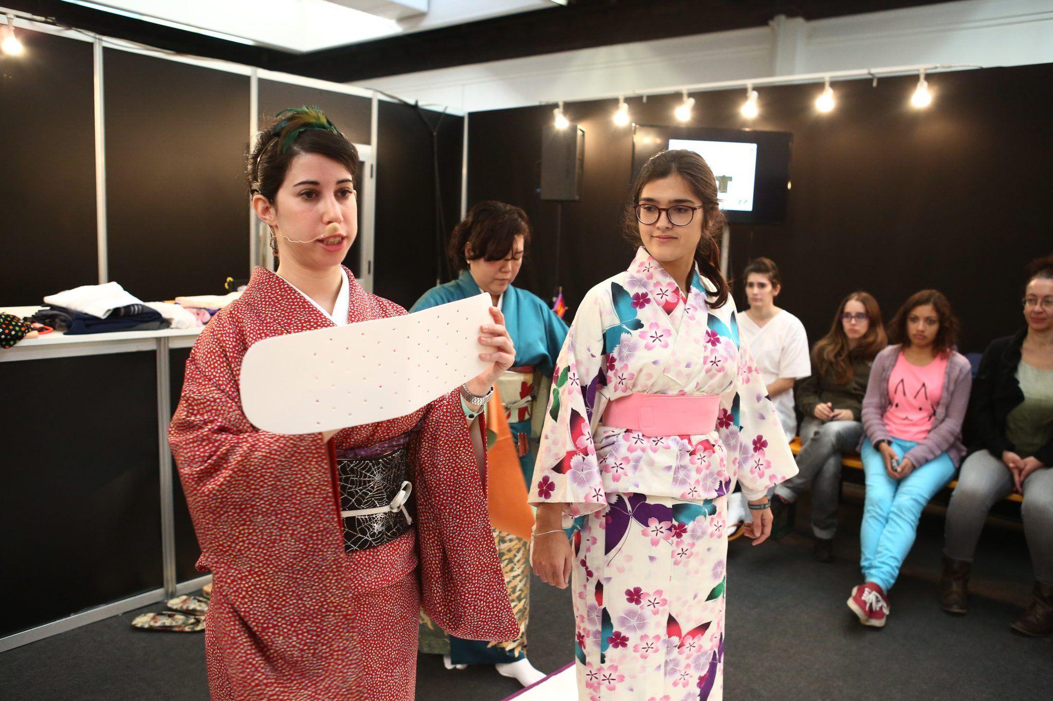 Espacio de Kimono