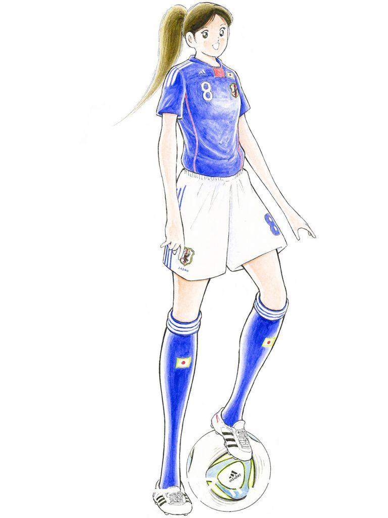 Soccer Shoujo Kaede