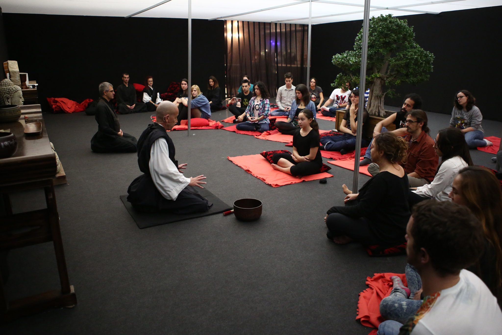 Sala de meditaci+¦n