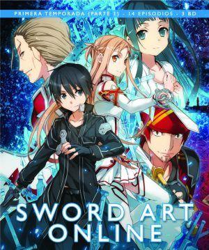 Sword Art Online – Temporada 1 Parte 1 BD