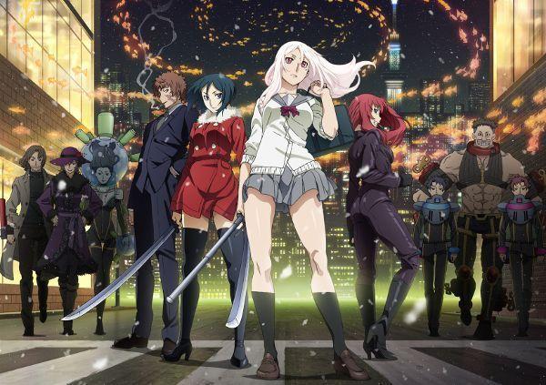 Tokyo ESP anime