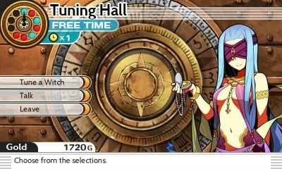 Tunning Hall