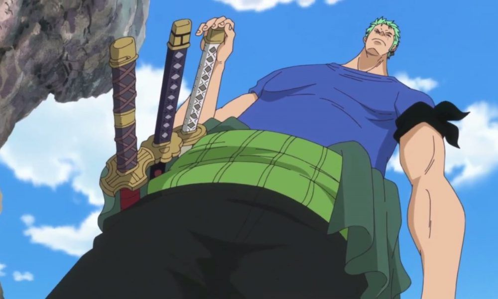 Review de One Piece 749