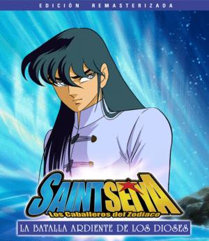 Saint Seiya: La batalla de los dioses BD