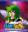 Saint Seiya: Los guerreros de la última Guerra Santa BD