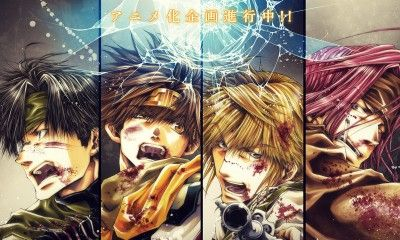 saiyuki reload anime
