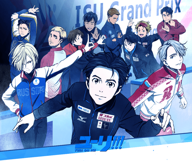 Nuevos datos de Yuri!! on Ice